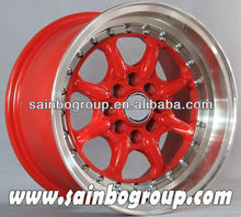 attractive car alloy wheel F80868-1