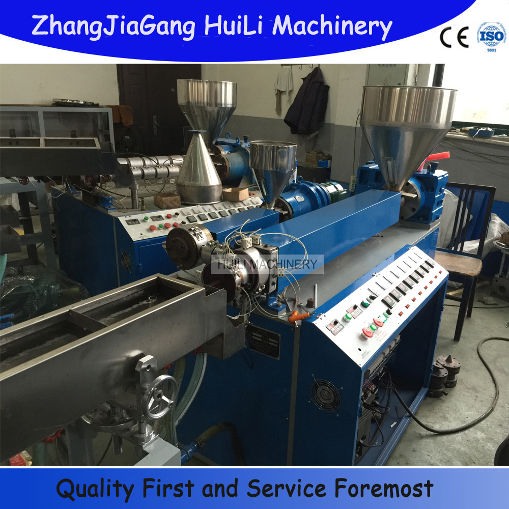 Pipe Extrusion Line plastic spoon straw making machine