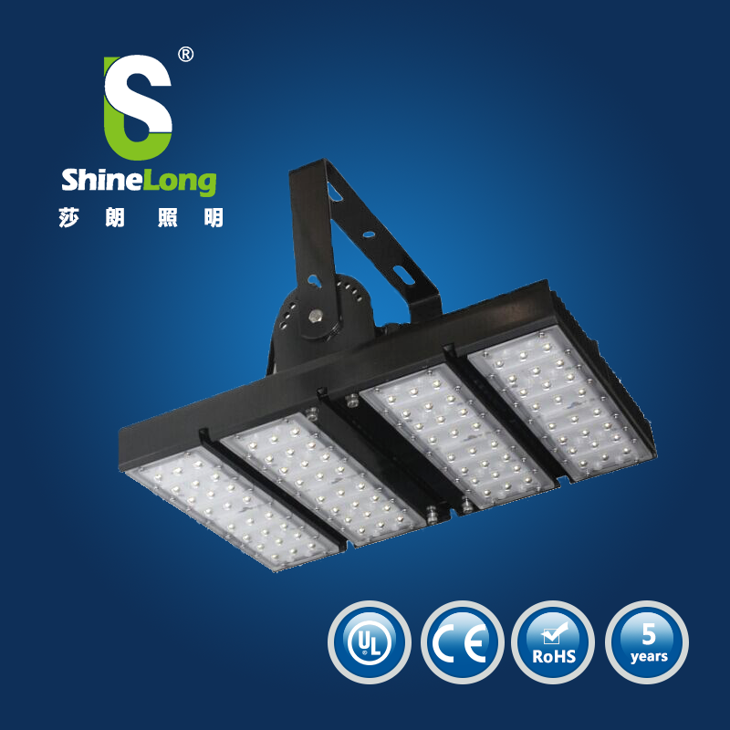 UL CE certificated aluminum material pure white led coal mine tunnel light 80w