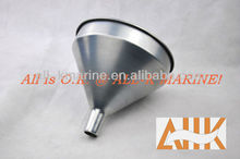Galvanized Oil Funnels with Strainer