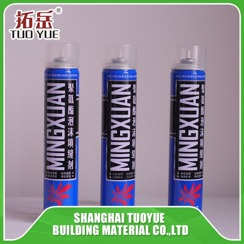 40-50 Times 750ml Can Liquid Expansion Pu Foam Sealant