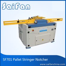 SF701 pallet stringer notcher single side notcher wood pallet machine