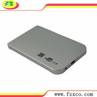 Slim USB 2.0 2.5 SATA External Hard Disk Case/HDD Caddy For Hard Disk Drive 1tb