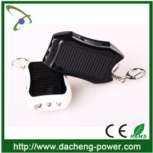 Hotly wholesale mini usb solar panel charger with mobile charger 1200mAH