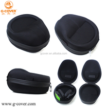 2017 New products Custom black EVA headphone case for sennheiser headphone