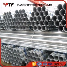 China suppliers Cheap price hot dip water line galvanized steel pipe