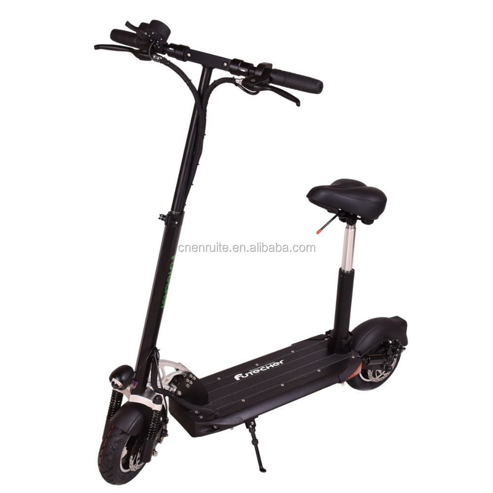 Three Wheel Fat Wheel Portable CE&ROHS Smart Electric Scooter front and Rear Double suspension Specification 1600w 48V-52v