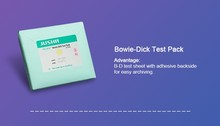 medical supplies CE approved Bowie-Dick Test Pack