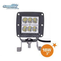 Universal Use 18W LED Work Light 12V LED Head Light CE Approved