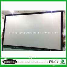 Hot selling the rear fabric can be cleaned fixed frame screen