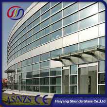 Beijing Haiyangshunda curved double glazed glass