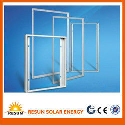 hot sale high quality aluminum solar panel frame