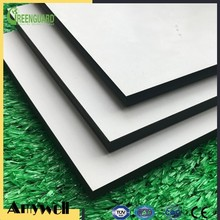 Amywell Top quality environmentally metallic line formica sheet hpl compact laminate panel