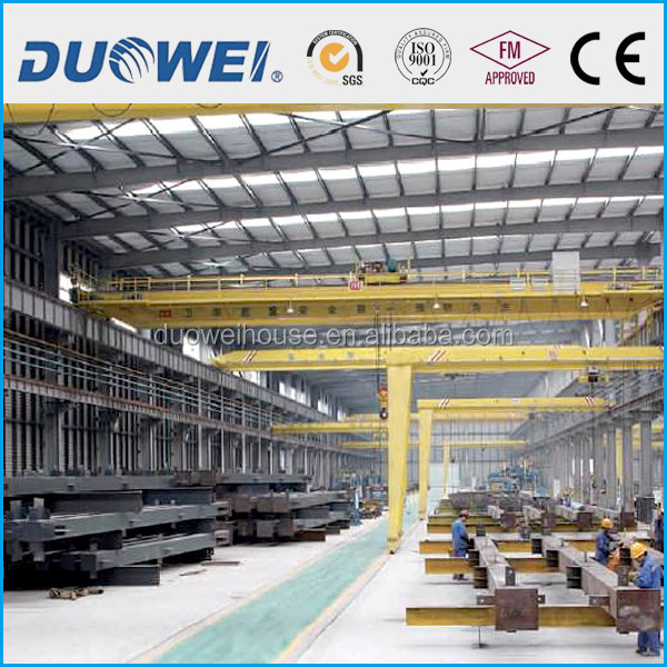 Steel structure plant FACTORY