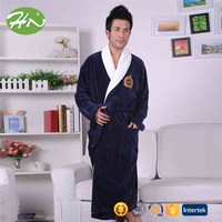 cheap wholesale hotel 100% cotton terry w hotel bathrobe