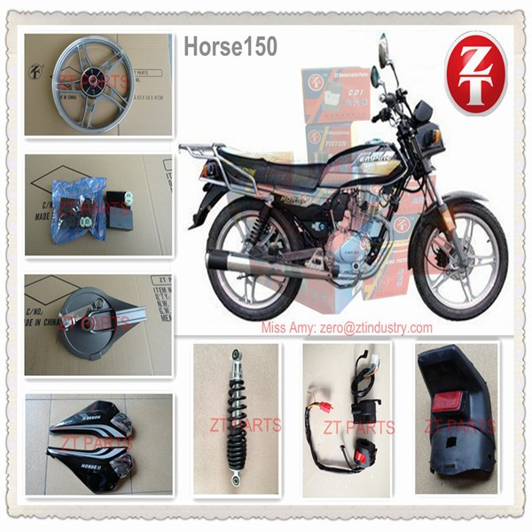 HOT!!whosale empire horse150 repuestos para motos