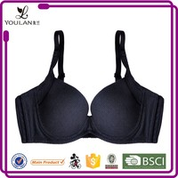 satin adjustable good quality basic silicone bra cup