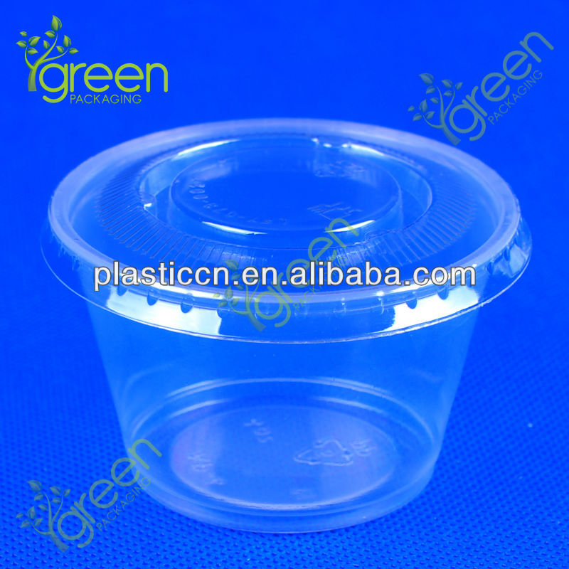 small containers/take out container/disposable sauce containers