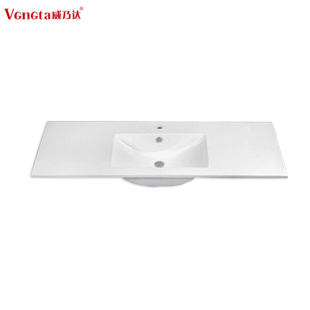 Alibaba china bathroom vanity low price ceramic shampoo basin sink