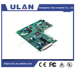 New original Nantian PR9 passbook printer mainboard with USB and serail port