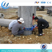 Construction used Bridge concrete pile cut machine