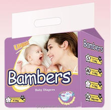 Factory directly wholesale low price disposable baby diapers