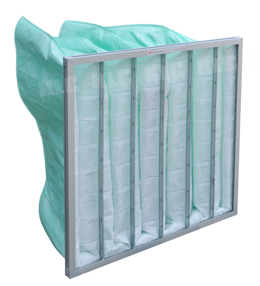 Cheap Price Synthetic fiber Filter Bag For Air Conditioning Systems Replacement