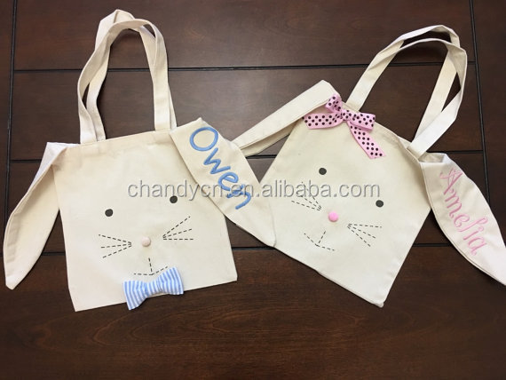 Wholesale Easter Bunny Tote Bag