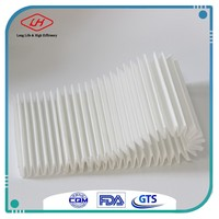 high efficiency car air filter paper rolls