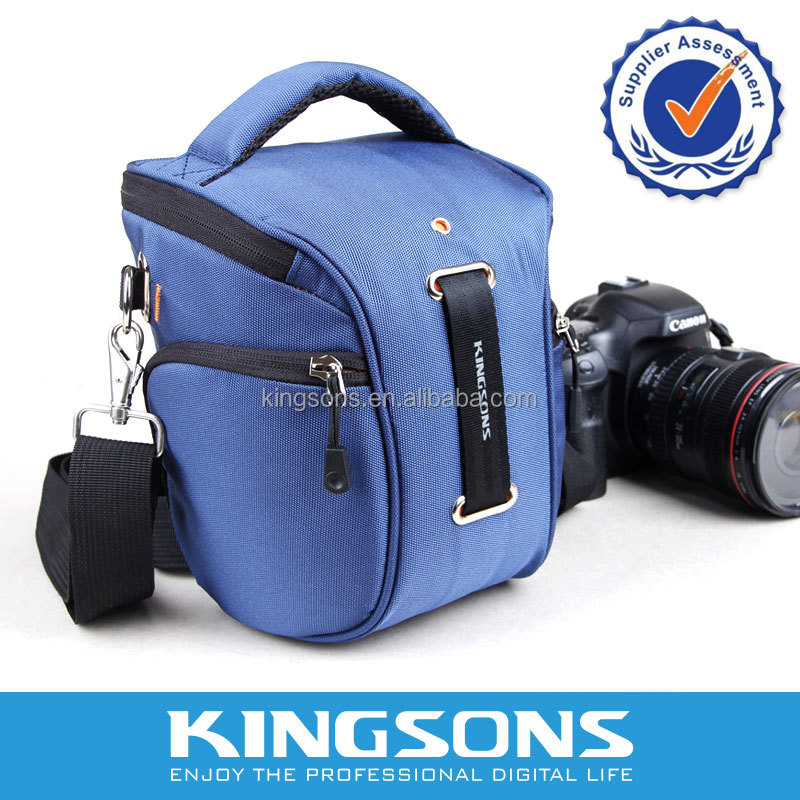 Waterproof and shockproof camera bag with shoulder strap