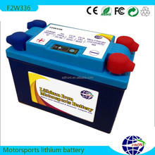 12V36AHlithium Motorcycle battery/lifeo4 battery with BMS for motorcycle