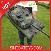 Amazing 83cm Large Military Armored Models 7 Channel RC Tank 1/10