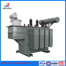SBH15-M-2500KVA oil type amorphous alloy core high voltage power transformers