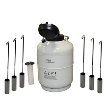 High quality Liquid Nitrogen for Storage and Transportation Liquid Nitrogen Container