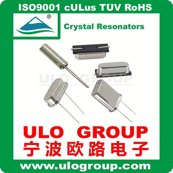 Good quality zta series of ceramic resonators