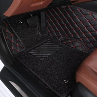 5D Leather PVC Car Floor Mats. Car Foot Mat