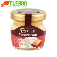 BuQa Vegan Cream Milk Custard Paste