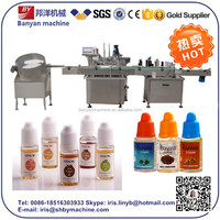 HOT SALE!!! Automatic Rotary 10ml 30ml small glass bottle Essential Oil Filling capping Machine