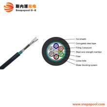 32 / 36 / 48 / 96 / 144 Core Single Mode Outdoor Armoured GYTS GYTA Fiber Optic Cable