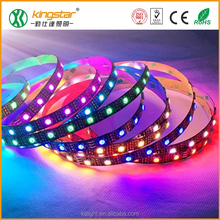 Factory selling led strip 5050 rgb ip68 5m/roll led Flxible Strip RGB LED strip led stripe