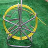 Small Fiberglass Cable Duct Rodder For
