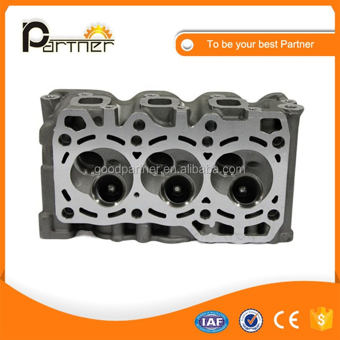 Chevrolet spark F8CV engine cylinder head M96642708