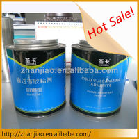 dipute best selling conveyor belt rubber glue solution