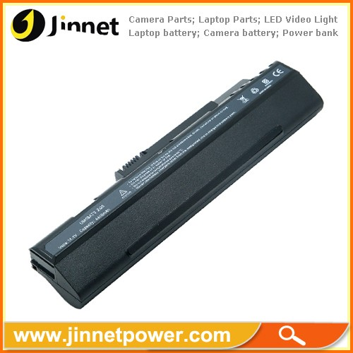 6 Cell Battery for Acer ONE ZG5 A110 A150 UM08A31 UM08A51 UM08A71 UM08A72