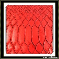 0.7mm-1.3mm crocodile pattern pu synthetic leather for shoes wallet