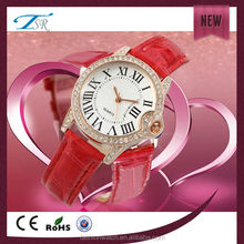 factory custom timepieces with logo fashion gift stunning lady bling vogue cases charming watch with crystal stones