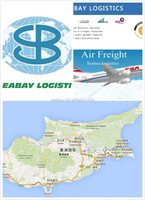 Quick and reliable international air freight service from china to Cyprus