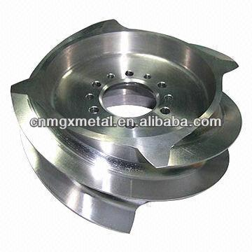 Custom High Precision CNC Machining for Aerospace and Defense Metal Part