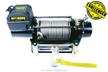 2014 hot sale model 10000lbs electric winch