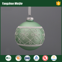 2017 latest design ceiling hanging christmas ball decorations